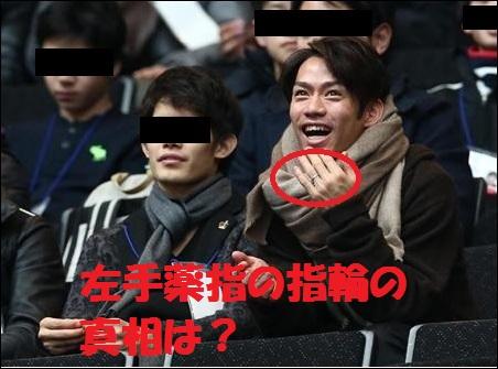 高橋大輔は結婚してる?左手薬指の指輪は?2017年最新情報