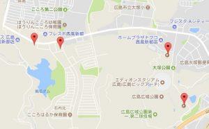 ミスチル広島2017の駐車場はどこにある?