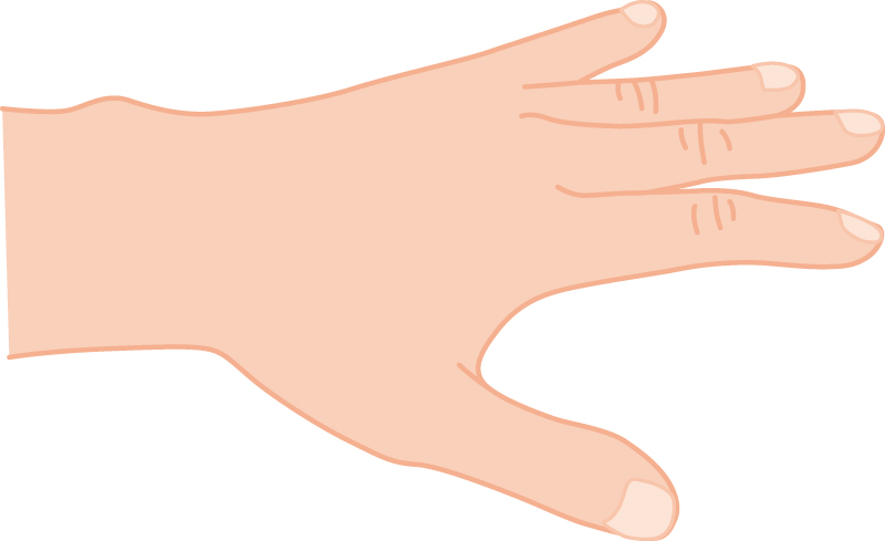 指の関節が痛い!第一関節、第二関節の原因とは?