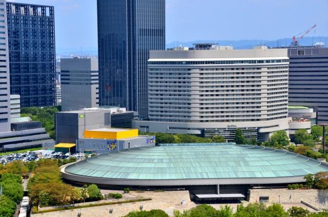 大阪城ホールの座席表!GLAYアリーナライブ2017