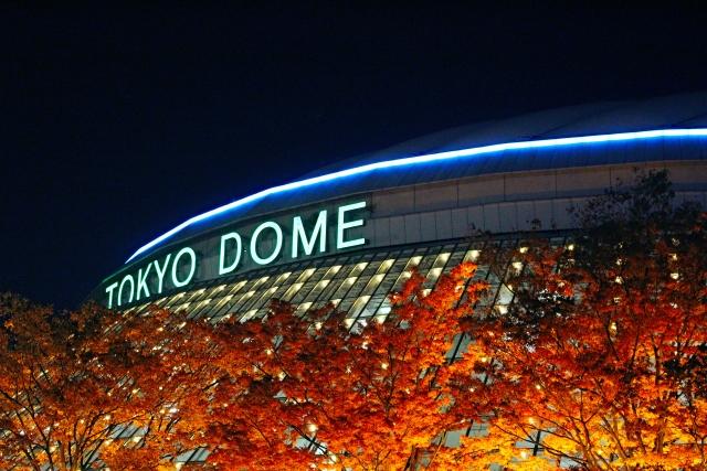 東京ドームの座席表で東方神起2017は?