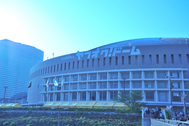 福岡ヤフオクドームの座席表!嵐ライブ2017