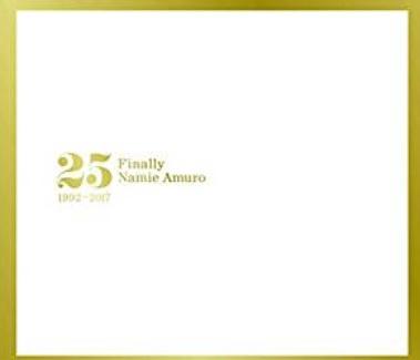 安室奈美恵のベストアルバム「Finally」全収録曲は何?