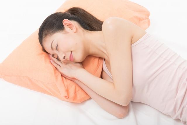 鼻づまり解消法!寝るときは横向きで!ツボでスッキリ!