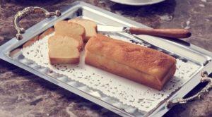バターハワイアンケーキ