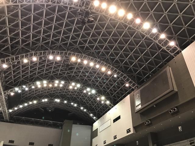 マリンメッセ福岡の座席表は?EXILETHESECONDライブ2018