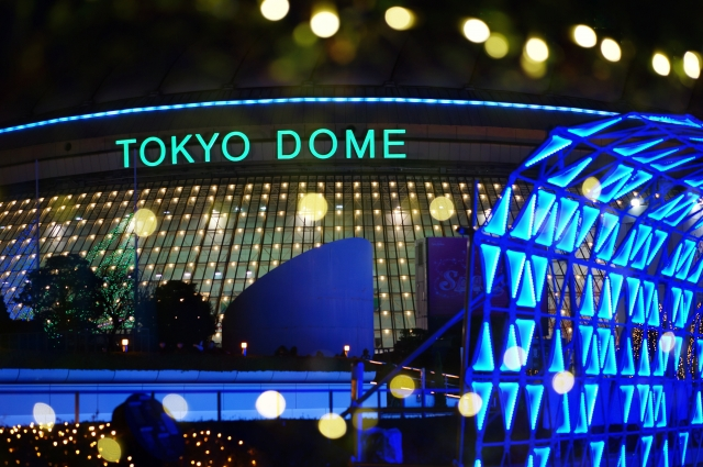 東京ドームの座席表!安室奈美恵ライブ2018を紹介